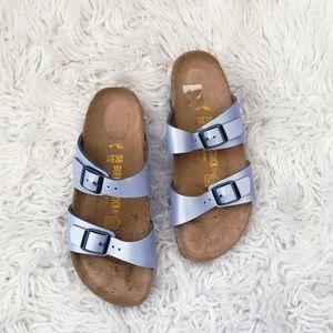 • Birkenstock • Arizona Two astral Sandals Gray 7